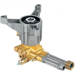 "AR 2500 PSI 2.5 GPM 7/8"" Hollow shaft with Vertical gas engine flange Pressure Washer Pump # RMW2.5G25D"