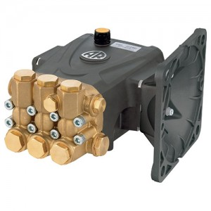 """AR 2600 PSI 5.5 GPM 1/8"""" Hollow shaft with F17 flange Pressure Washer Pump # RRA5.5G26E-F17"""