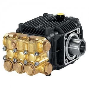 """AR 1800 PSI 2.5 GPM 5/8"""" Hollow shaft with F33 flange Pressure Washer Pump # XMA2.5G18E-F33"""