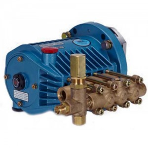 """CAT 3000 PSI 5 GPM 1"""" shaft with Gas Flange-SF Pressure Washer Pump # 4SF50GS1"""