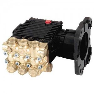 "GP 4000 PSI 4 GPM 1"" Hollow shaft with SAE J609 Gasoline Mounting Flange Pressure Washer Pump # EZ4040G"