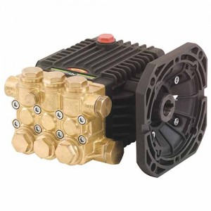 """GP 2700 PSI 2.1 GPM 5/8""""Right Hollow shaft with NEMA 56C electric motor flange Pressure Washer Pump # TC1505E345"""