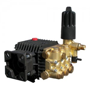 "GP 2500 PSI 2.6 GPM 3/4"" Horizontal Shaft with SAE J609 gasoline engine mounting flange Pressure Washer Pump # TP2526J34UFIL"