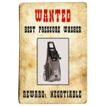WANTED: Pressure Washer