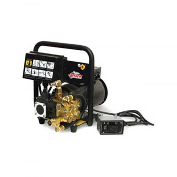 Shark Electric Pressure Washer 1400 Psi 1 8 Gpm He 201707d